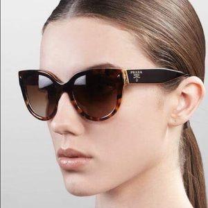 AUTH BRAND NEW Prada Heritage Cat-eye Sunglasses